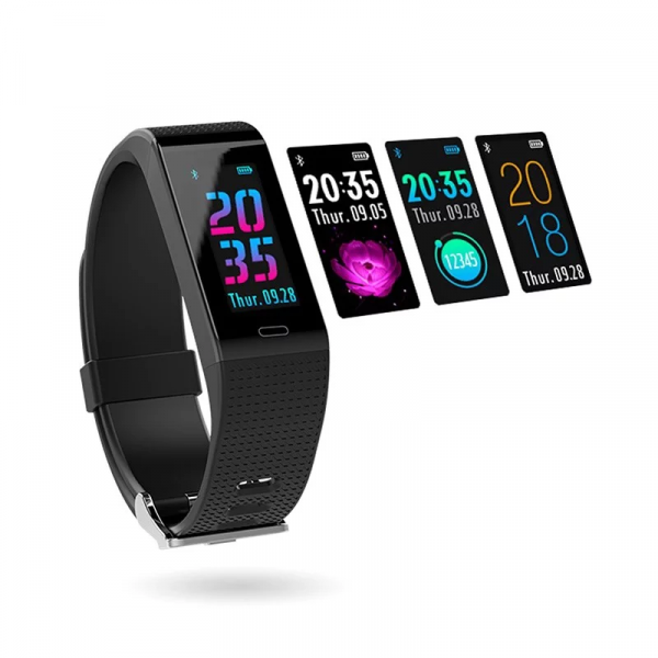Riversong Wave O2 - TFT Color Display Fitness Tracker Smart Band