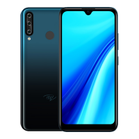 itel S15Pro (Gradation Blue 32GB + 2GB)