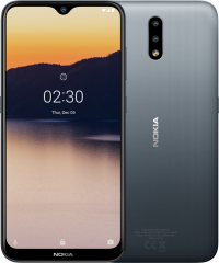 Nokia 2.3  Display 6.2  (32GB +2GB)