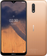 Nokia 2.3  Display 6.2  ( Sand 32GB +2GB)