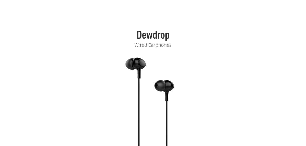 Riversong DewDrop In-Ear Earphones