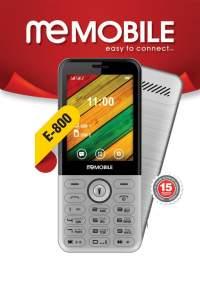 Me Mobile E800