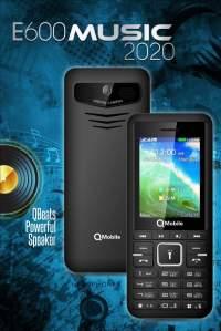 Q Mobile E600 Music 2020