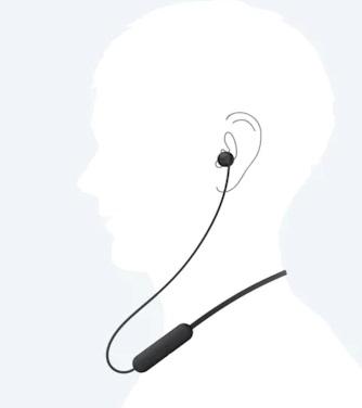 Sony WI-C200 Wireless In-ear Headphones