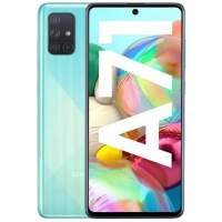 Samsung Galaxy A71 (Prism Crush Blue 128GB +8GB)