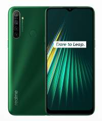 Realme 5i  (Forest Green 64GB + 3GB)