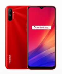 Realme C3 (Blazing Red 32GB + 3GB 3 cameras)