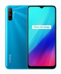 Realme C3 (Frozen Blue 32GB + 3GB 3 cameras)