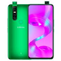 Infinix S5 Pro POP-UP Camera (Forest Green 64GB + 4GB)