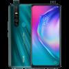 TECNO Camon 15 Pro (Opal White 128GB + 6GB)