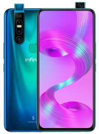 Infinix S5 Pro POP-UP Camera (SeaBlue128GB + 6GB)