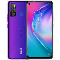 TECNO Camon 15 (Fascinating Purple 64GB +4GB)