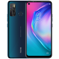 TECNO Camon 15 (Dark Jade 64GB +4GB)
