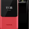Nokia 2720 Flip 4G (Back Red 512MB + 4GB)