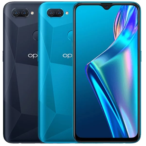 Oppo A12 Blue 64gb 4gb Pakmobizone Buy Mobile Phones Tablets Accessories