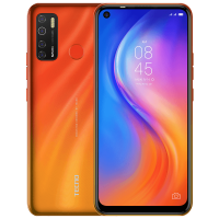 Tecno SPARK 5 Pro (Spark Orange 128GB + 4GB)