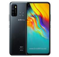 Infinix Hot 9 (Midnight Black 64GB + 4GB)