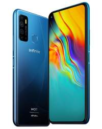 Infinix Hot 9 (Quetzal Cyan 64GB + 4GB)
