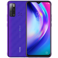 Tecno Pouvoir 4 (Fascinating Purple 32GB + 3GB)