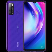 Tecno Pouvoir 4 ( Fascinating Purple 32GB + 3GB)
