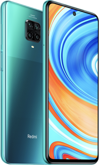 Xiaomi Redmi Note 9 Pro (Tropical Green 128GB + 6GB)