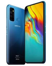 Infinix Hot 9 (Ocean Wave 128GB + 4GB)