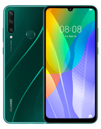 Huawei Y6p (Emerald Green 64GB + 3GB)