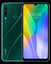 Huawei Y6p (Emerald Green 64GB + 3GB)