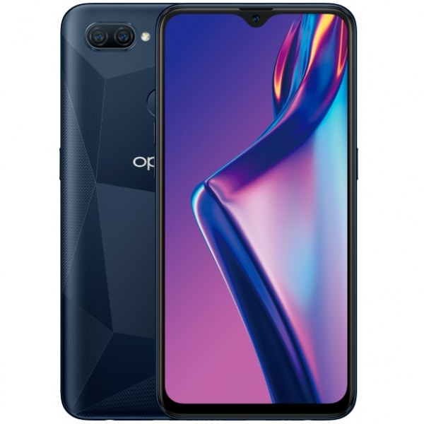 Oppo A12 (Black 32GB + 3GB) - PakMobiZone - Buy Mobile Phones