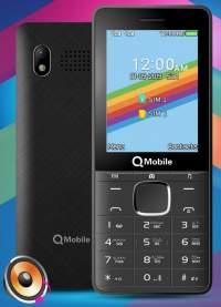 Q Mobile E4 Big