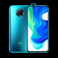 Xiaomi Poco F2 Pro (Neon Blue 256GB + 8GB)