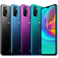 Infinix Hot 9 Play (Quetzal Cyan 64GB + 3GB)