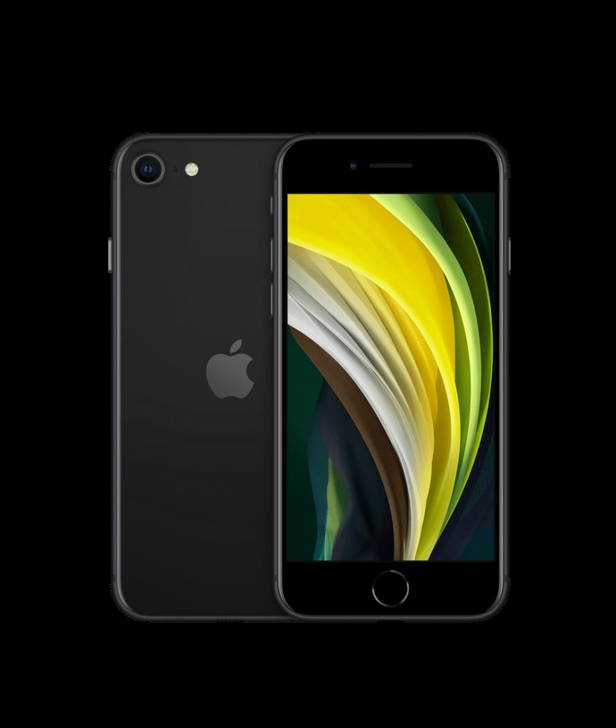 Apple iPhone SE (2020) (Black 64GB + 3GB) - PakMobiZone ...