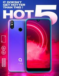 Q Mobile Hot 5 (32GB + 3GB)