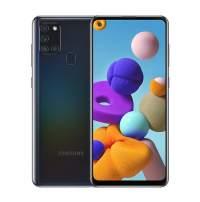 Samsung Galaxy A21s (Black 64GB + 4GB)