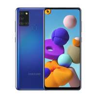 Samsung Galaxy A21s (Blue 64GB + 4GB)
