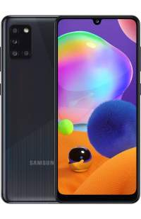 Samsung Galaxy A31 (Prism Crush Black 128GB + 4GB)
