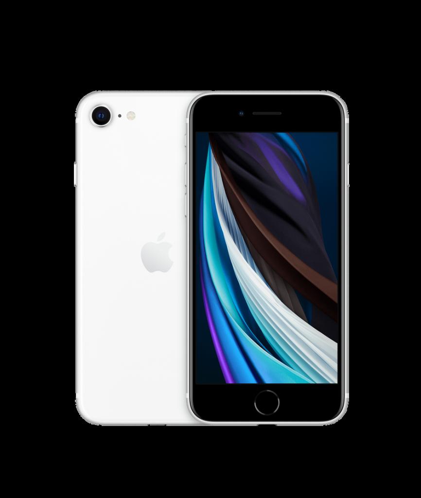 Apple iPhone SE (2020) (White 128GB + 3GB) - PakMobiZone ...