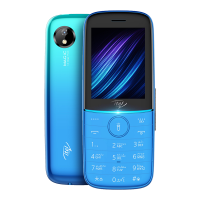 itel Magic 2 Blue