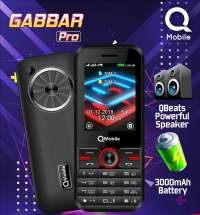 Q Mobile Gabbar Pro