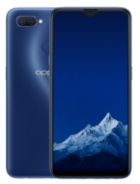 Oppo A11k  (Deep Blue 32GB + 2GB)