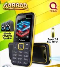 Q Mobile GABBAR