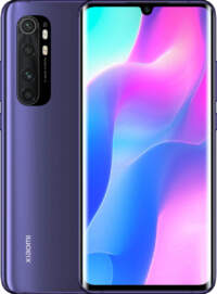 Xiaomi Mi Note 10 Lite (Nebula Purple 128GB + 8GB)