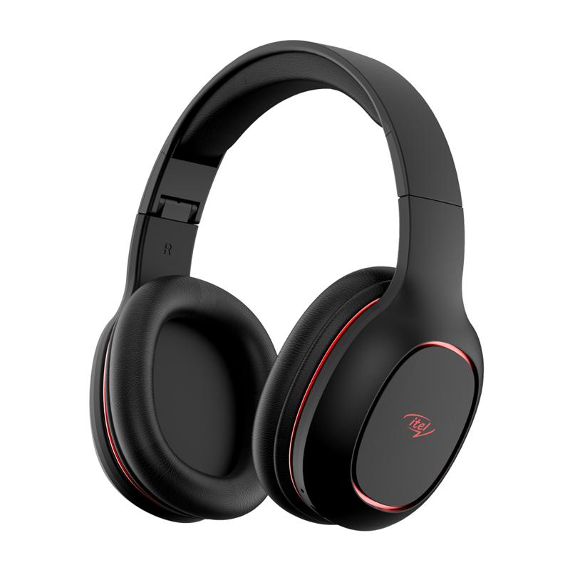 itel Model  IEB 81 Wireless Headphones