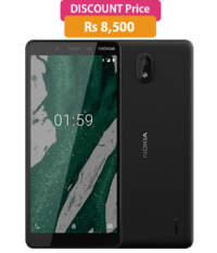 Nokia 1 Plus (Black 8GB + 1GB)