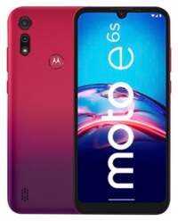 Motorola Moto E6s (2020) (Sunrise Red 32GB + 2GB)