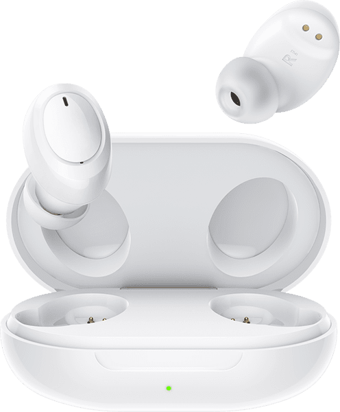 OPPO Enco W11 True Wireless Headphones  White