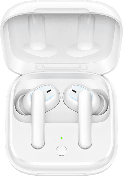 OPPO Enco W51 True Wireless Headphones  Floral White