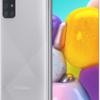 Samsung Galaxy A71 (Metallic Silver 128GB +8GB)