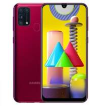 Samsung Galaxy M31 (Red 128GB + 6GB)